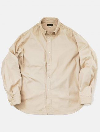 WorkWare Oversize Shirt Kakhi