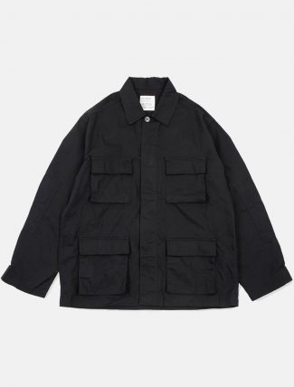 WorkWare Vietnam Jacket Black