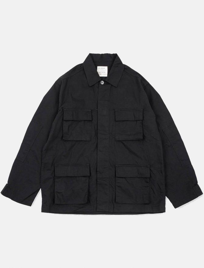 WorkWare Vietnam Jacket Black