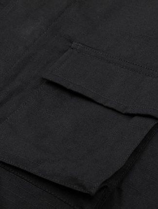 WorkWare Vietnam Jacket Black dettaglio tasca