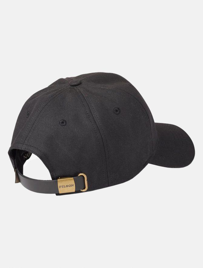 Filson Logger Cap Black retro