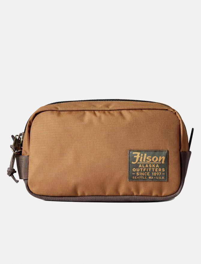Filson Travel Pack Whiskey