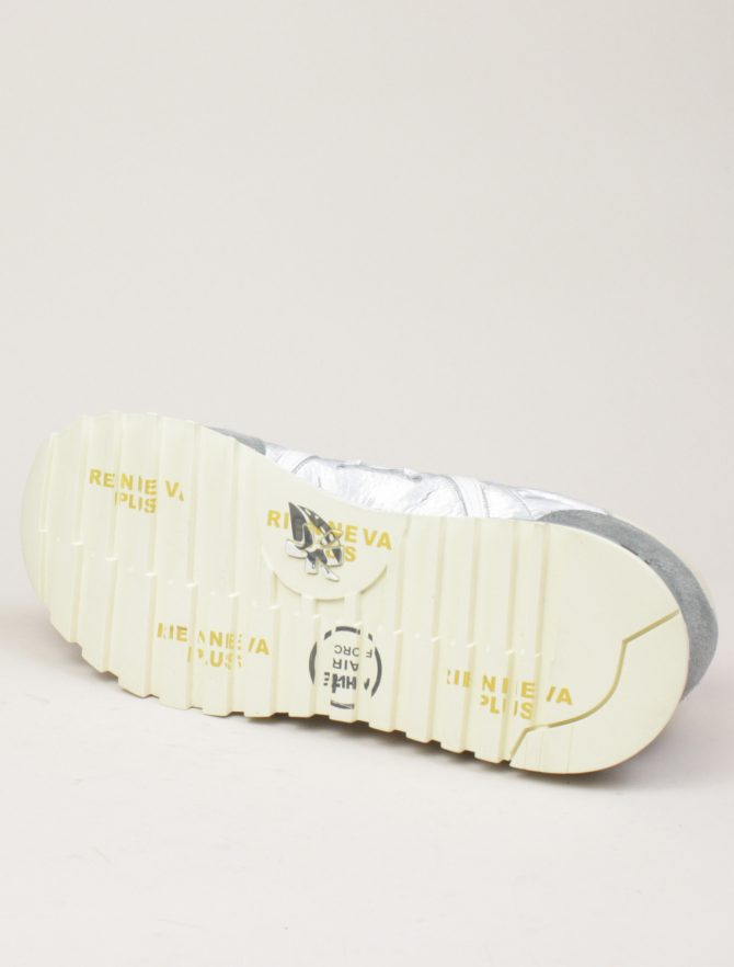 Premiata LucyD 4803 Silver sole detail