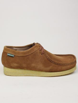 Sebago Koala low Brown Cognac