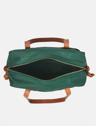 Filson Tote Bag W Zipper Hemlock dettaglio