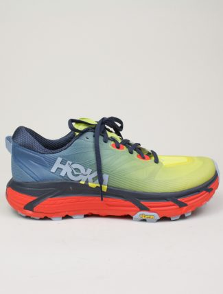 Hoka One One Mafate Speed 3 Provincial Blue Fiesta