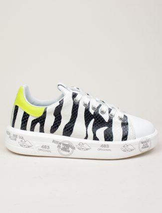 Premiata Belle 4537 Zebra