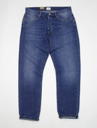 Tela Genova Jeans Italo 3628 Washed