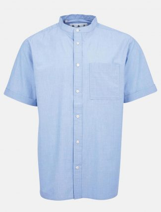 Barbour Blindrock Shirt Blue