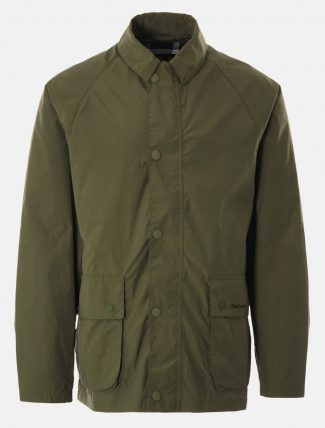 Barbour Laslo Casual Jacket Olive