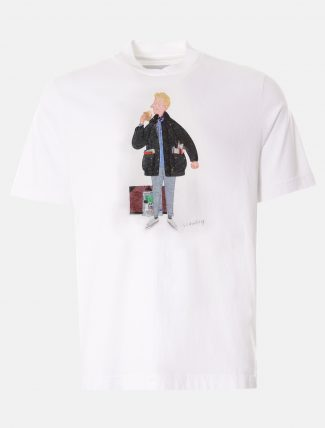 Barbour x Mr Slowboy Artist tee