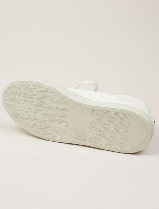 Buttero Tanino 6306 Bianco dettaglio suola