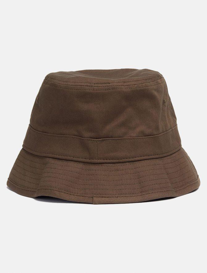 Barbour Cascade Bucket Hat Olive retro
