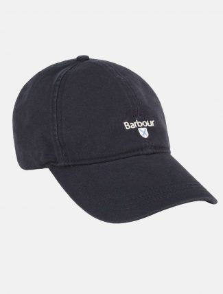 Barbour Cascade Sports Cap Navy laterale
