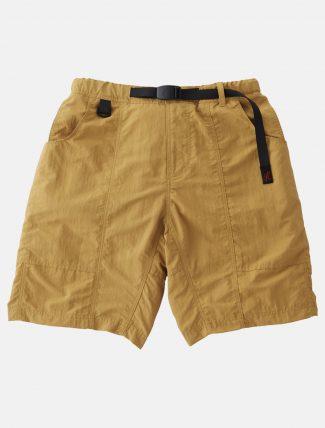 Gramicci Shell Gear Shorts Mustard