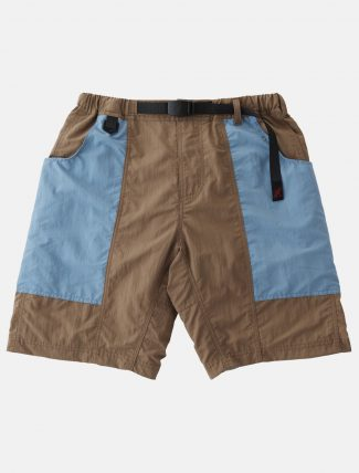 Gramicci Shell Gear Shorts Tan Sax