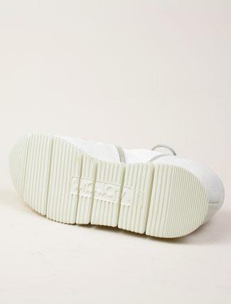 Buttero Carrera 9118 bianco dettaglio suola