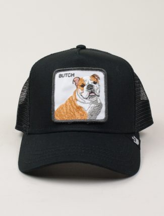 Goorin Bros Trucker Hat Butch Black