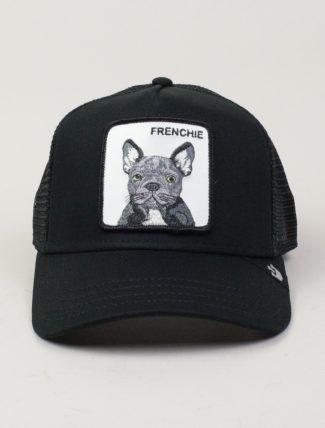 Goorin Bros Trucker Hat Frenchie Black