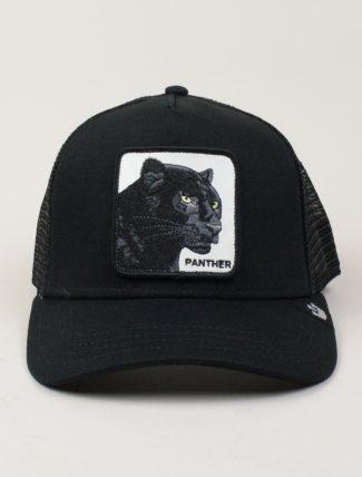 Goorin Bros Trucker Hat Panther Black