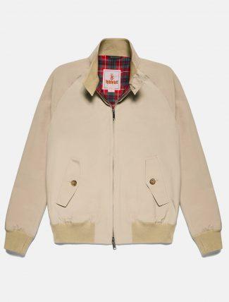 Baracuta G9 Jacket Natural