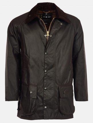 Barbour Beaufort Wax Jacket Rustic