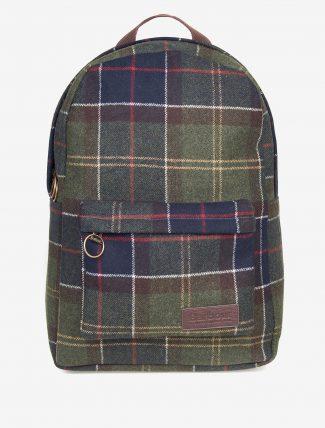 Barbour Carrbridge Backpack Tartan