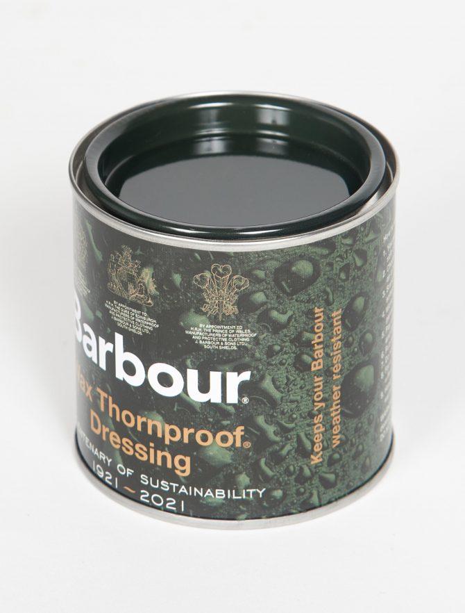 Barbour Thornproof Dressing Centenary Wax profilo