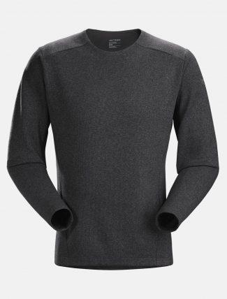 Arc'teryx Covert Pullover Men's Black Heather