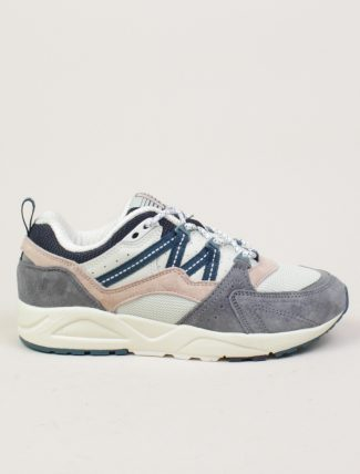 Karhu Fusion 2.0 Frost Gray Blue Coral