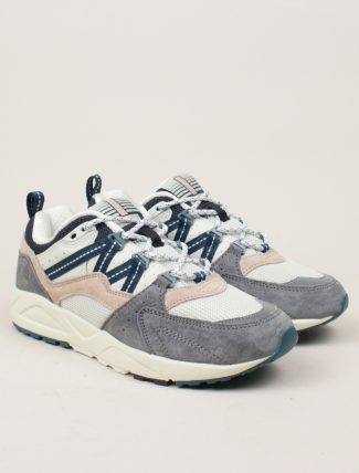 Karhu Fusion 2.0 Frost Gray Blue Coral paio